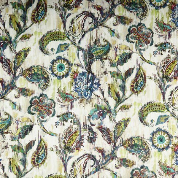 Material tapiterie model floral Grandeur Adriatic