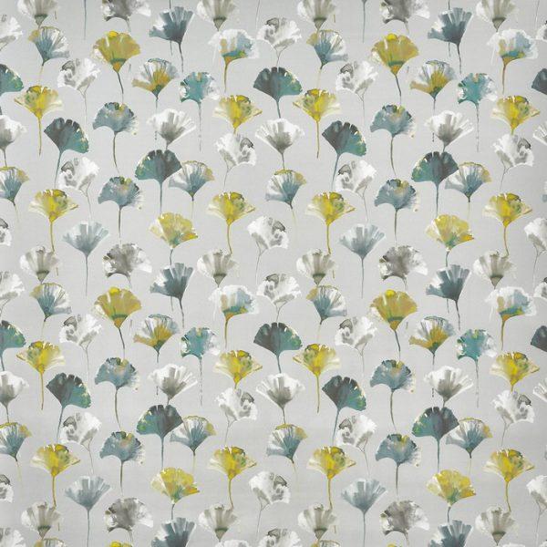 draperii florale camarillo chartreuse