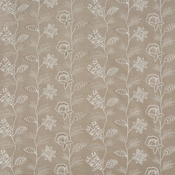 Draperii florale Gypsy Rosewood