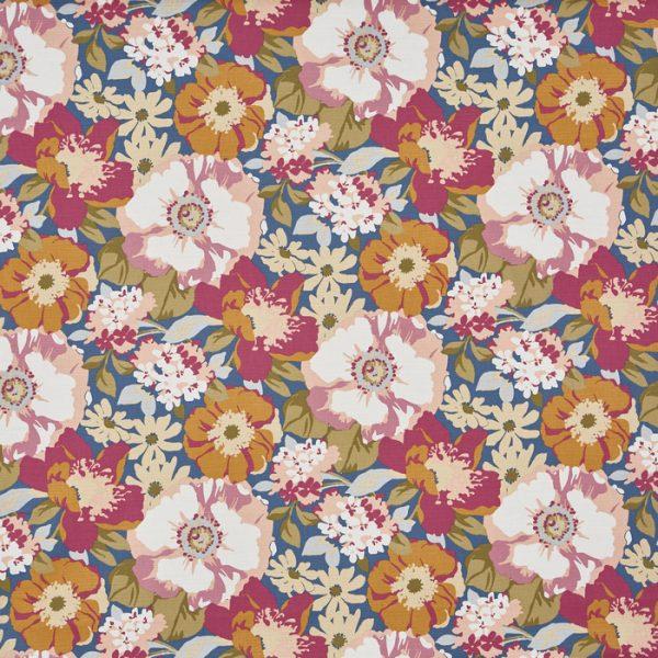 Draperii florale inspiratie retro Zumba Rumba
