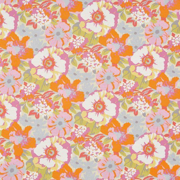 draperii florale inspiratie retro zumba sherbert