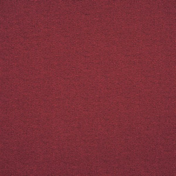 Material tapiterie Trace Cranberry