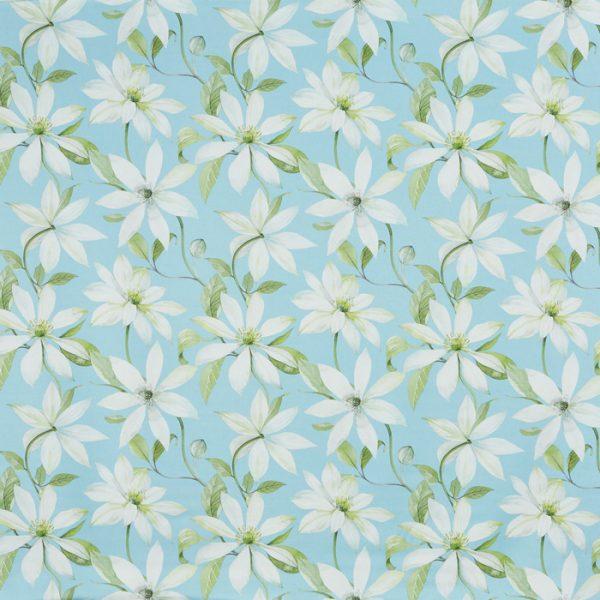 draperii cu model floral olivia lichen