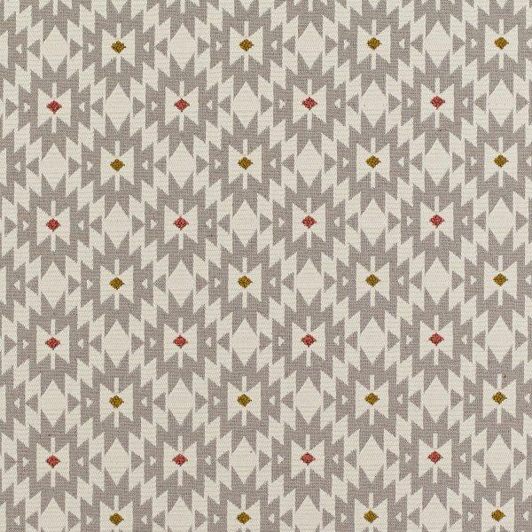 material tapiterie cu motive geometrice piccadilly-grey