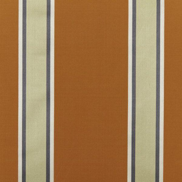 draperii cu dungi samara copper