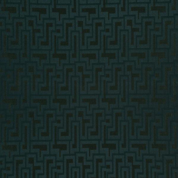 Draperii model geometric Corner 06