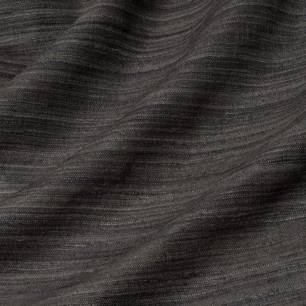 Draperii din matase salbatica ( de tussah ) Vyne Black Bean