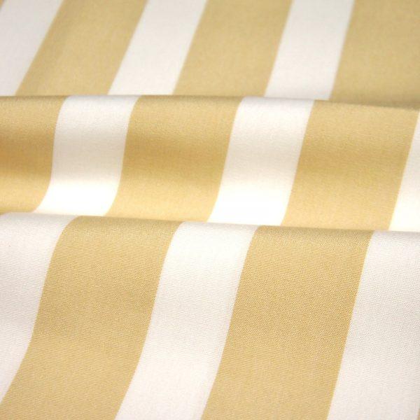 Material textil pentru exterior Listado Beige