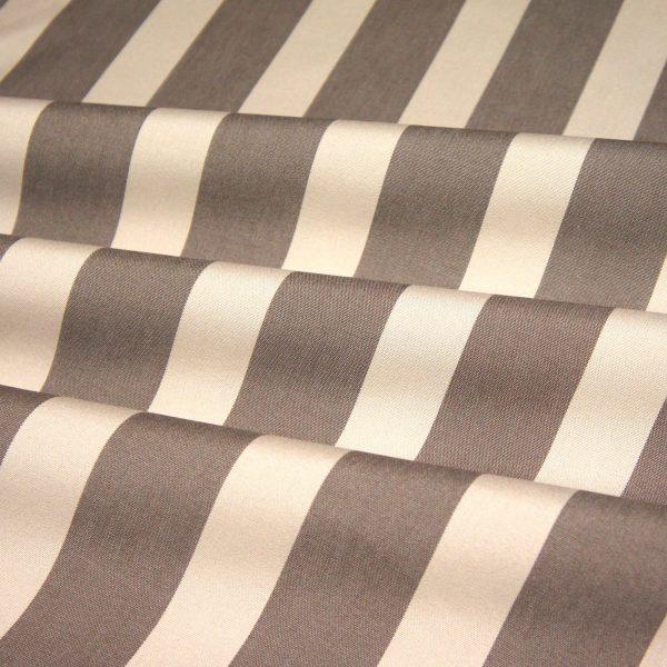 Material textil pentru exterior Listado Piedra Canella