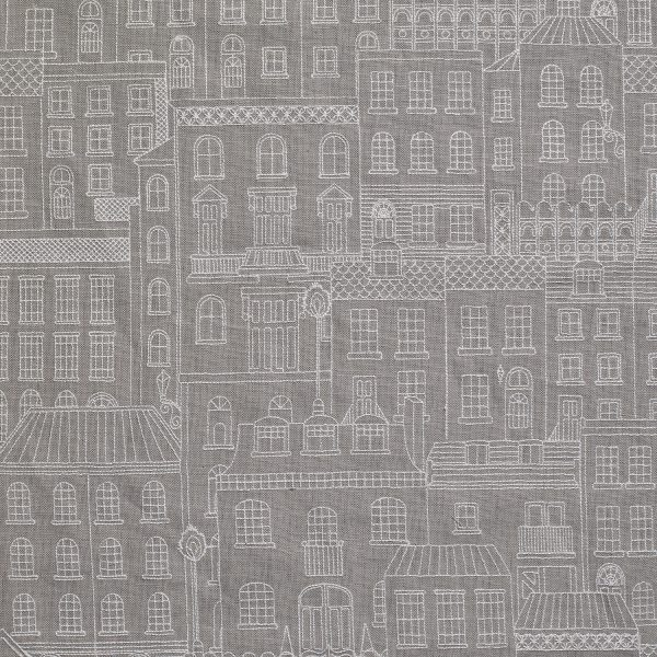 Draperii moderne Berkeley Square Grey