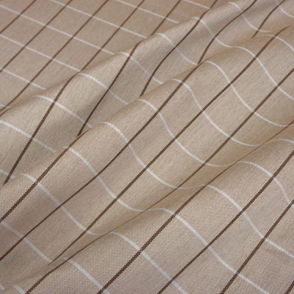 Material textil de exterior Cottage Lino Cafe