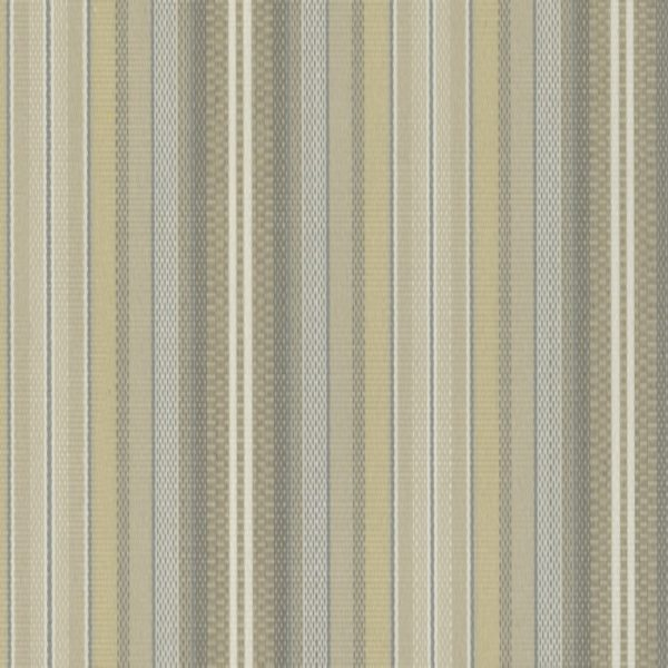 Material textil de exterior Rayure Beige