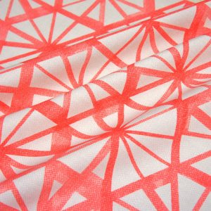 material textil outdoor orange