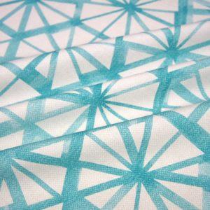 material textil outdoor turquaise