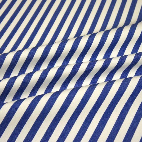 Material textil pentru exterior Blanco-Azul Claro