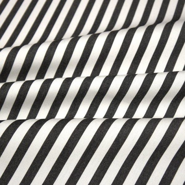 Material textil pentru exterior Egeo Blanco-Negro