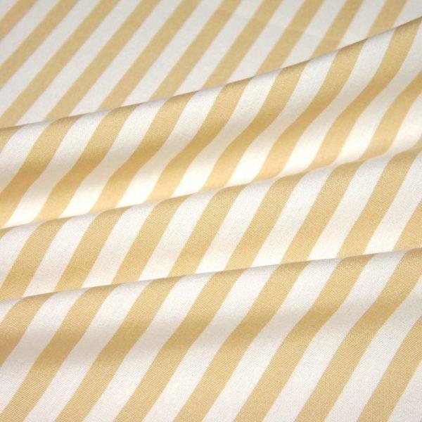 Material textil pentru exterior Egeo Blanco-Ocre