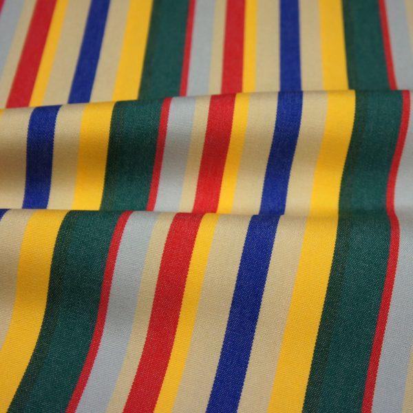 Material textil pentru exterior Listado Arcoiris