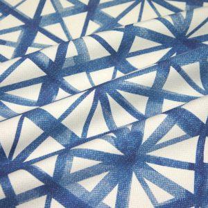 material textil pentru exterior albastru