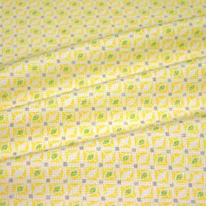 material textil pentru exterior uriko Yellow
