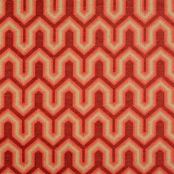 Material tapiterie cu design geometric Buckingham 2
