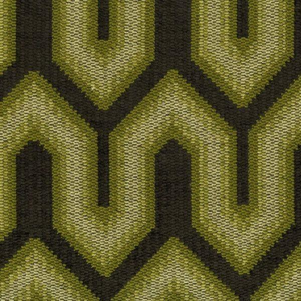 Material tapiterie cu design geometric Buckingham 4