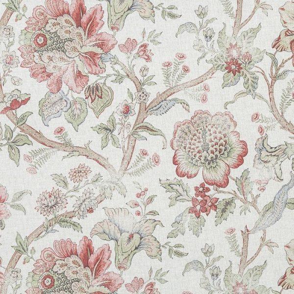 Material textil cu model floral Begur 1