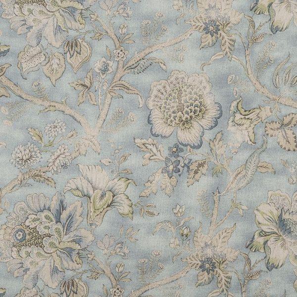Material textil cu model floral Begur 2