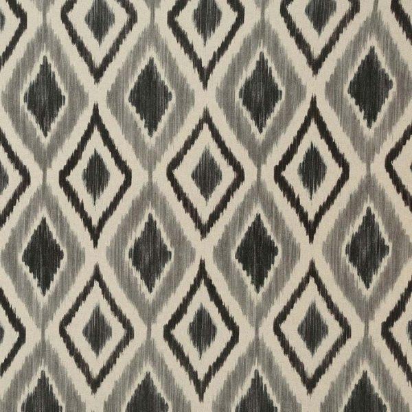 Material textil cu motiv geometric Spider 8