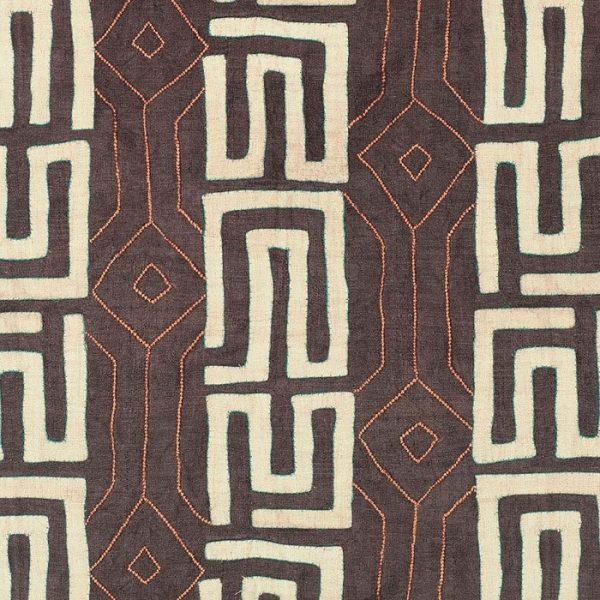 Material textil cu motive tribale Wallace 1