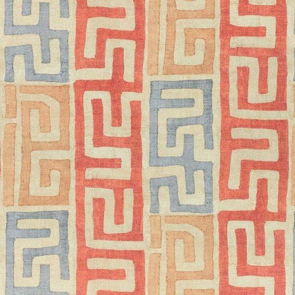 Material textil cu motive tribale Biko1