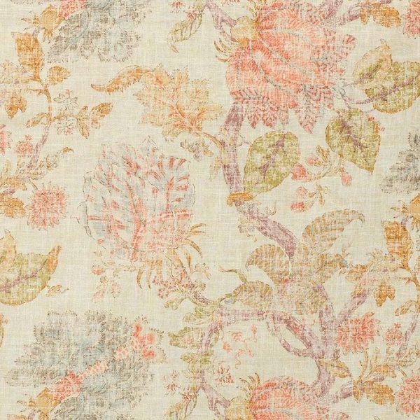 Tesatura cu imprimeu floral vintage Adrienne 1