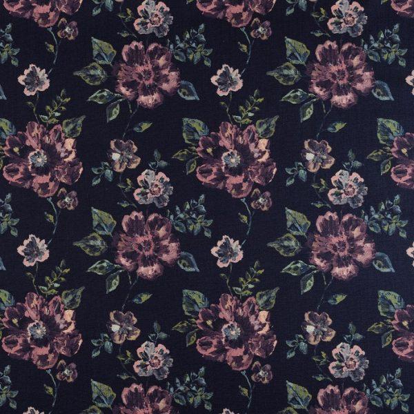 Material textil cu model floral Ariana 2