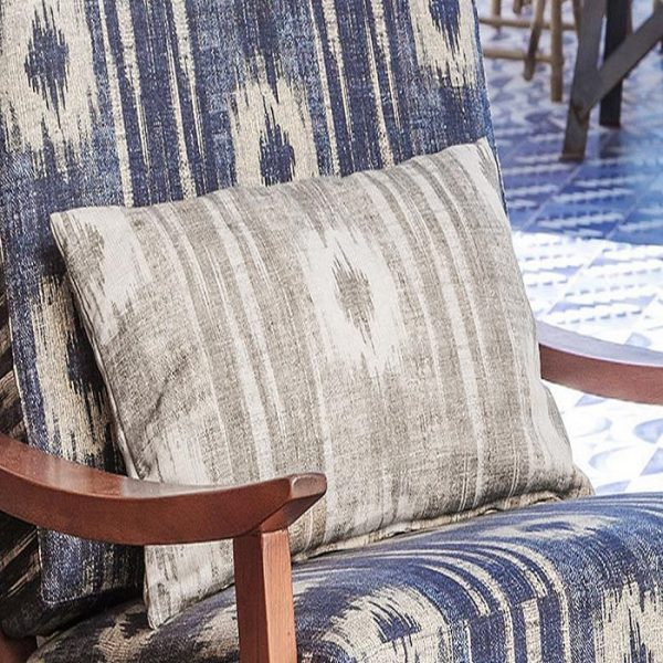 material textil natural cu design deosebit Cala Petita 1