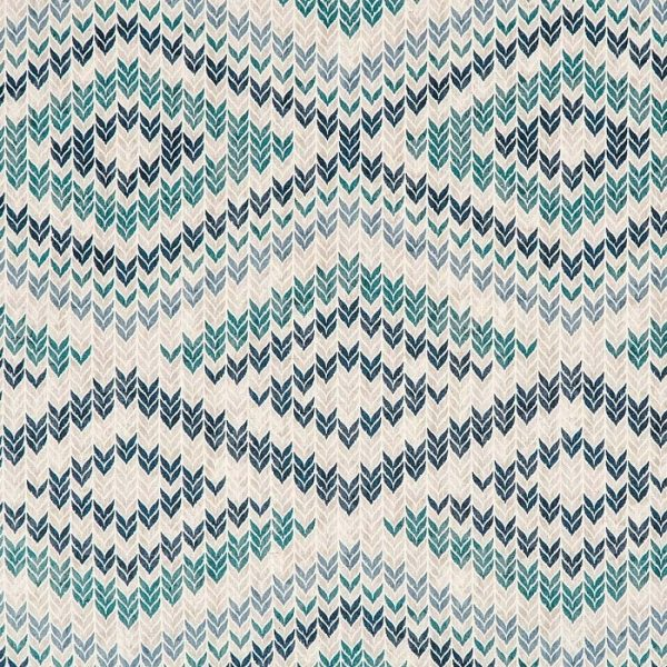Material textil cu motiv geometric Grace 12