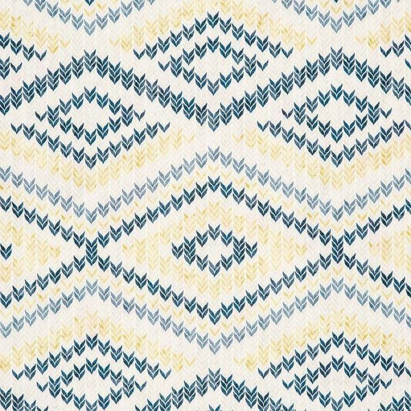 Material textil cu motiv geometric Grace 17