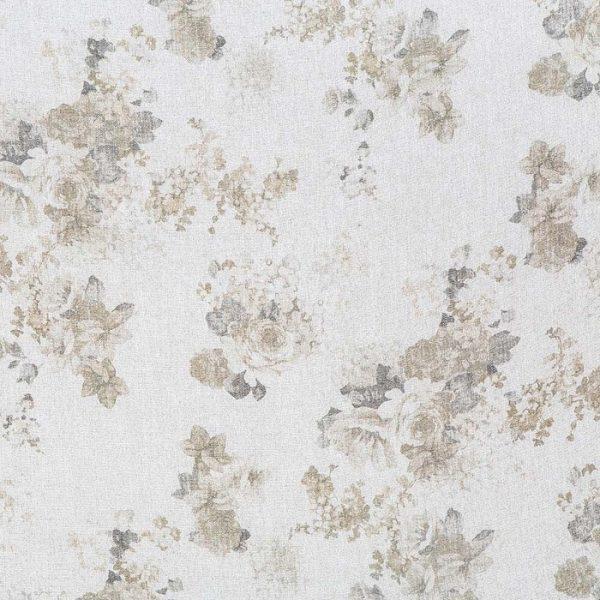 Draperii florale cu aspect vintage Amandine 3