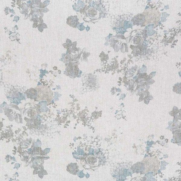 Draperii florale cu aspect vintage Amandine 4