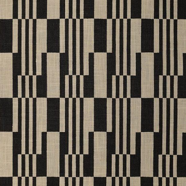 Material textil pentru tapiterie cu motive geometrice Semeru