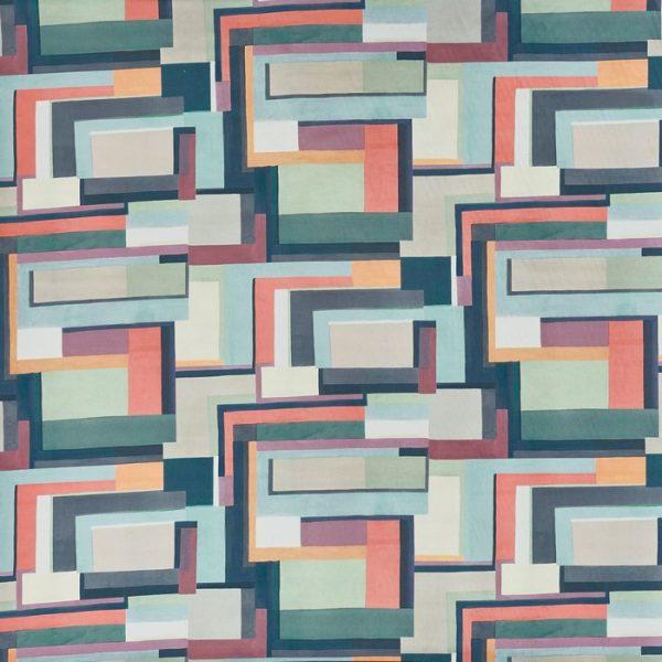 Material textil cu design deosebit Astaire Sherbet