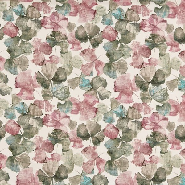 Draperii florale Hanalei Hibiscus