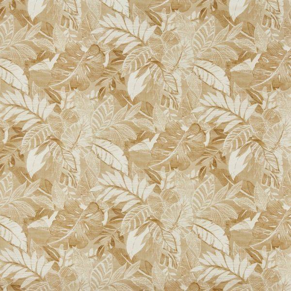 Material textil cu design tropical Mahalo Amber