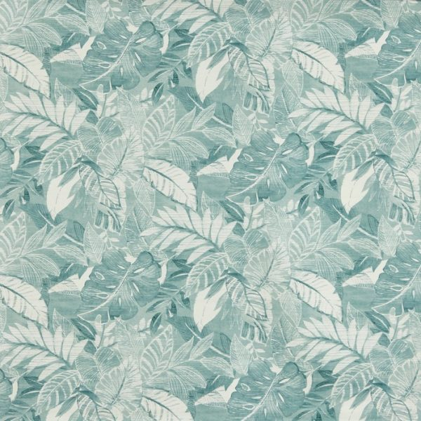 Material textil cu design tropical Mahalo Ocean