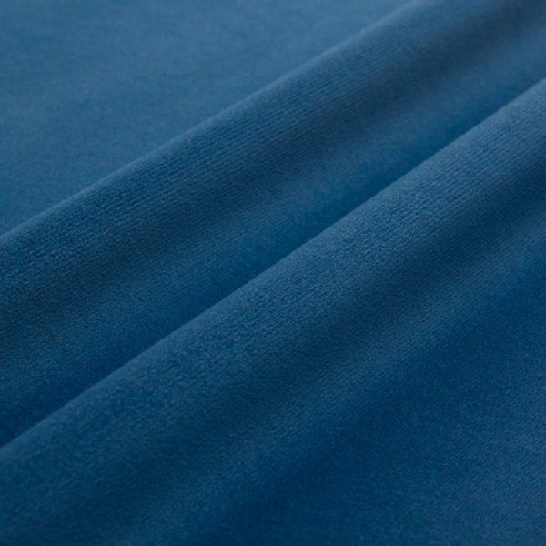 Catifea din bumbac 100% Carlo Azul