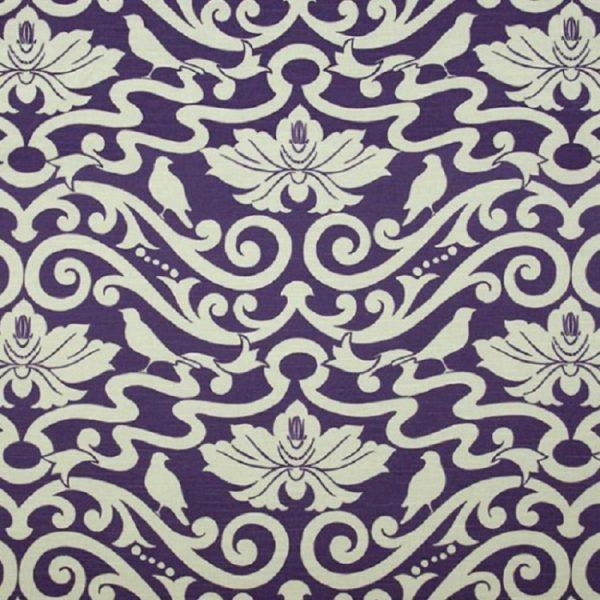 Material textil pentru tapiterie Andalus Lila