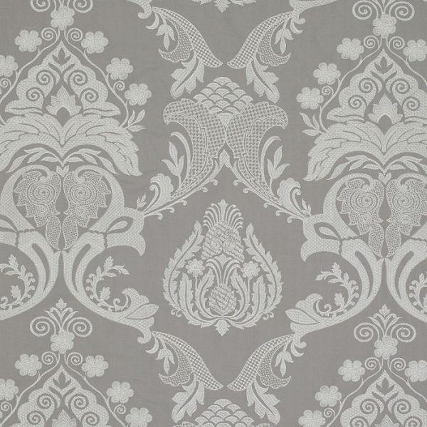 Draperii cu design clasic Ebury Pale Slate