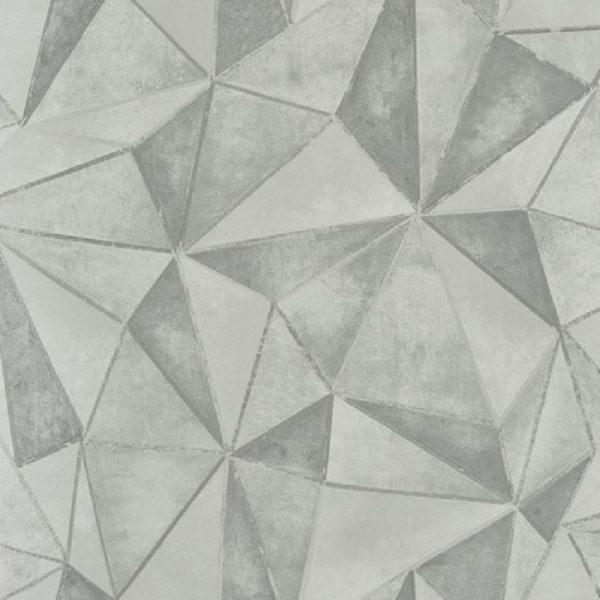 Tapet forme geometrice shard sterling