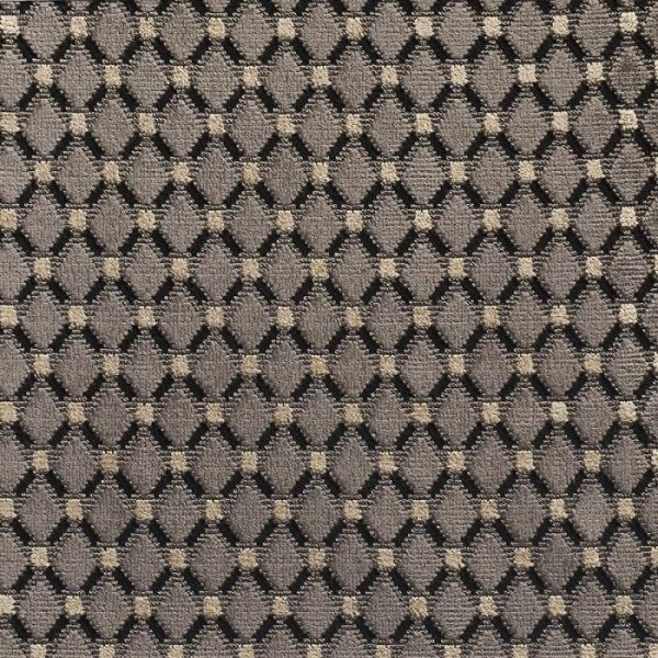 Catifea jacquard pentru tapiterie Cabochon Granit