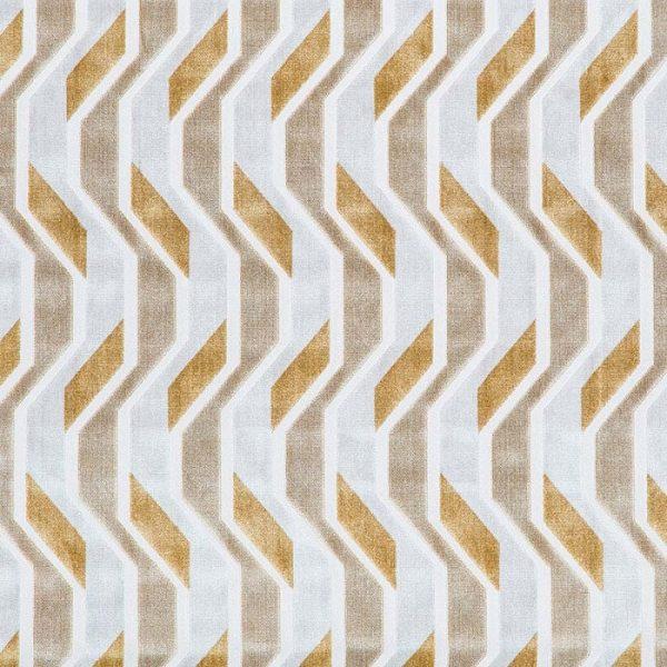 Tapiterie jacquard cu design geometric, de inspiratie retro Gropius 069