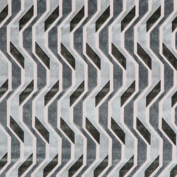 Tapiterie jacquard cu design geometric, de inspiratie retro Gropius 269